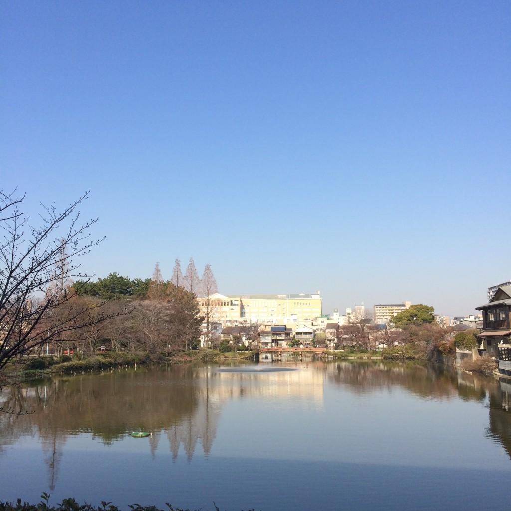 2015年3月27日桃が池