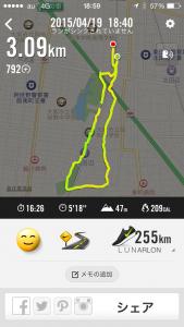 2015年4月19日(日)Nike