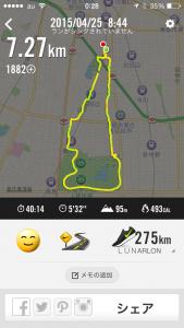 2015年4月25日(土)Nike
