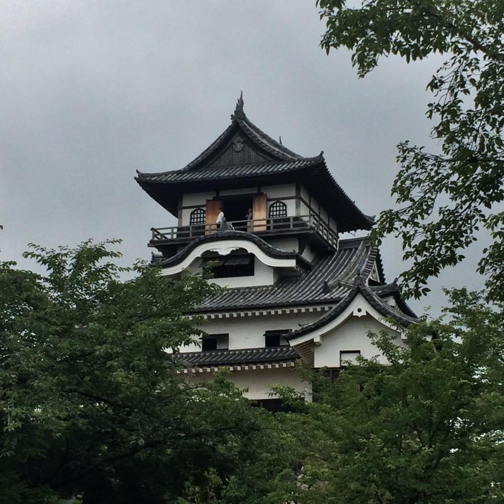 2015年6月12日(金)犬山城天守閣