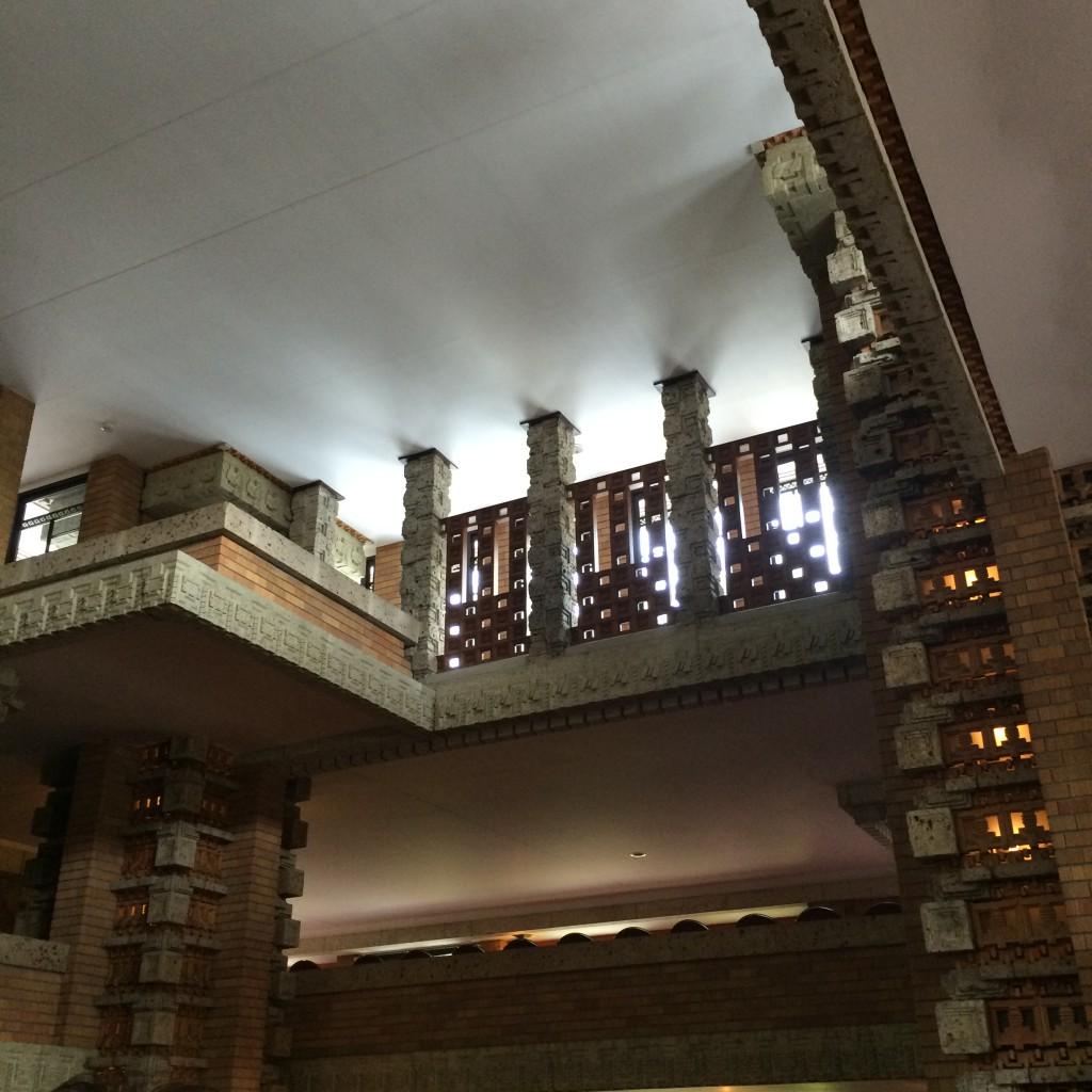 2015年6月12日(金)旧帝国ホテル内観1