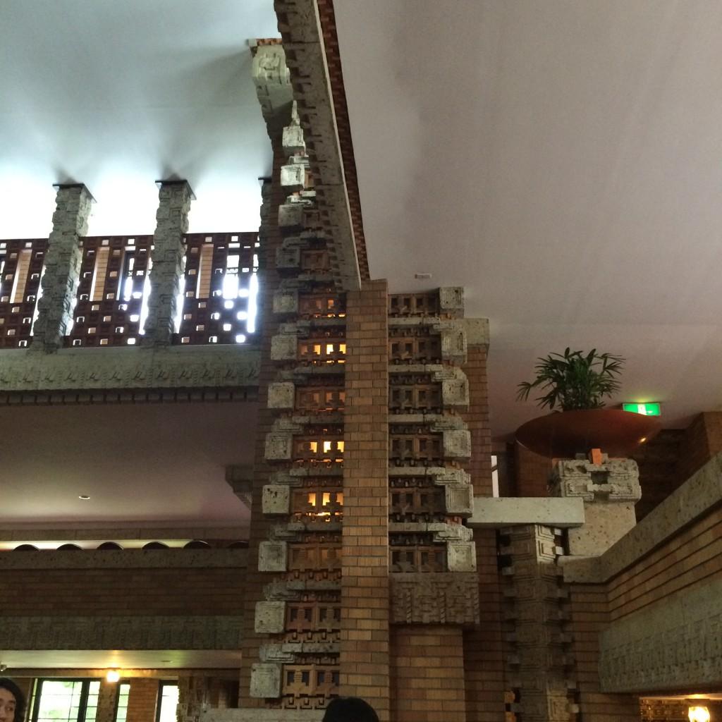 2015年6月12日(金)旧帝国ホテル内観6