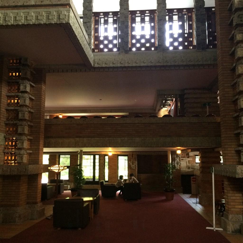 2015年6月12日(金)旧帝国ホテル内観2
