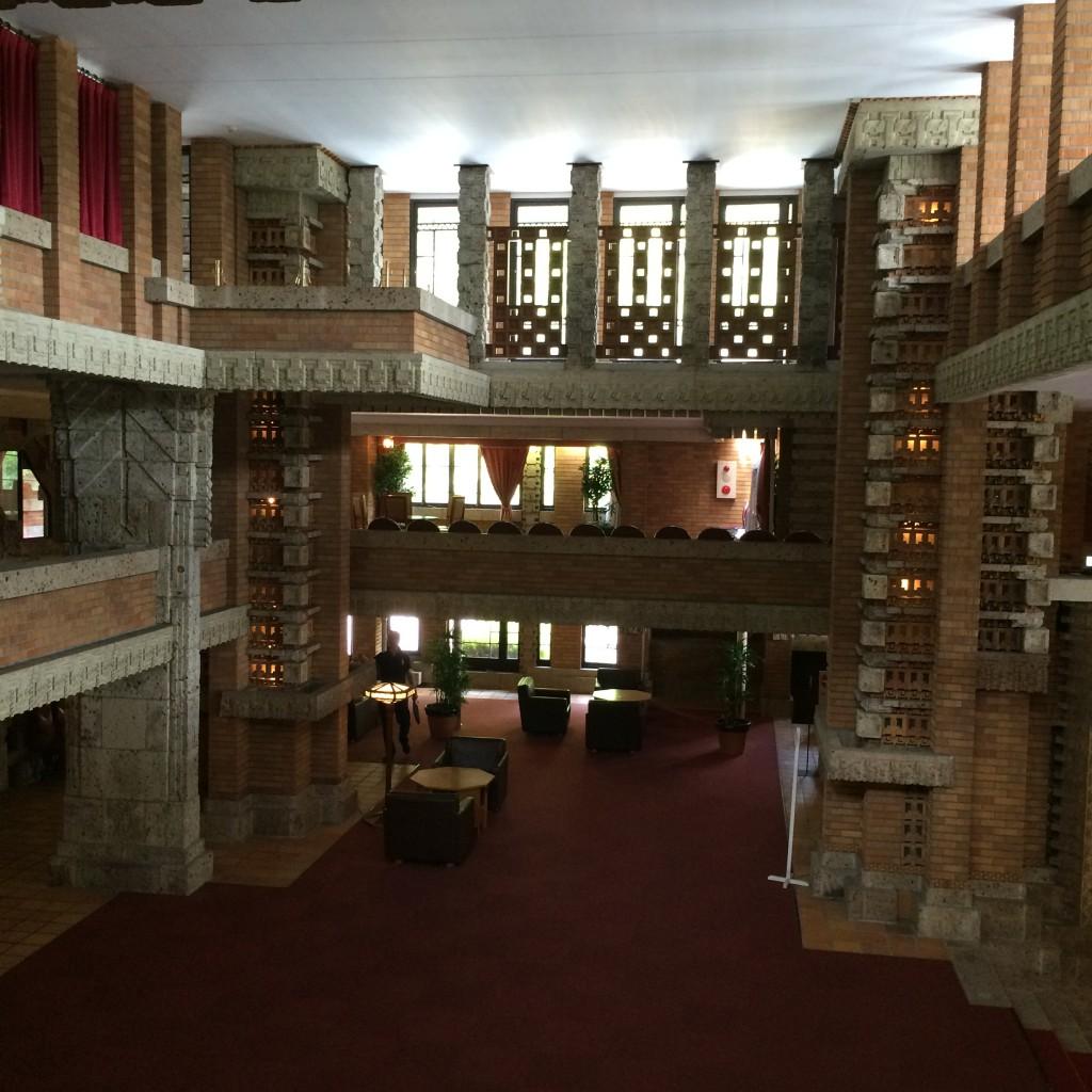 2015年6月12日(金)旧帝国ホテル内観3