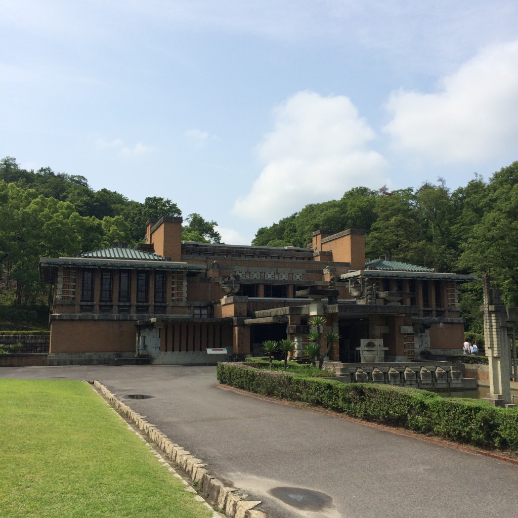 旧帝国ホテルライト館2