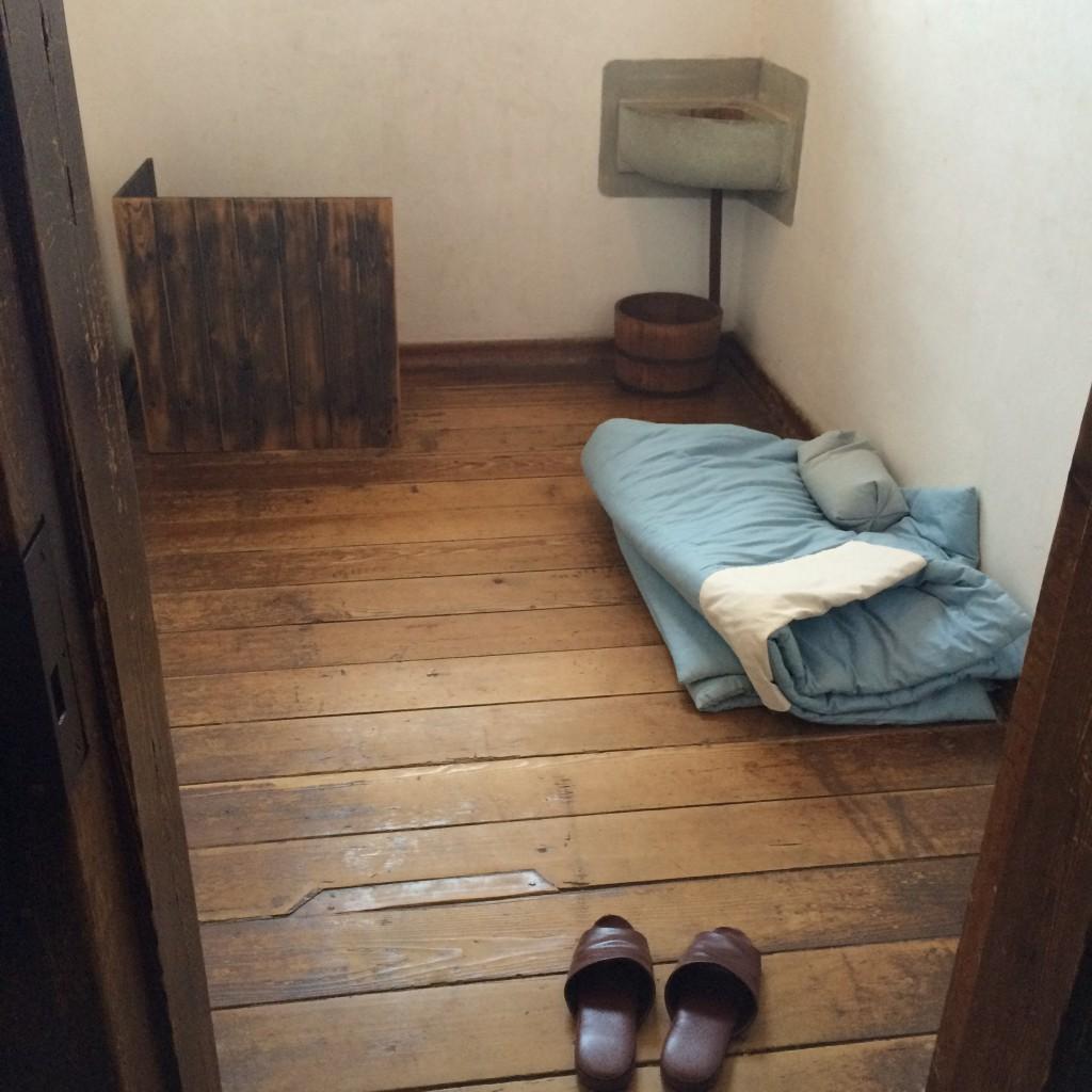 2015年6月12日(金)明治村金澤監獄内2