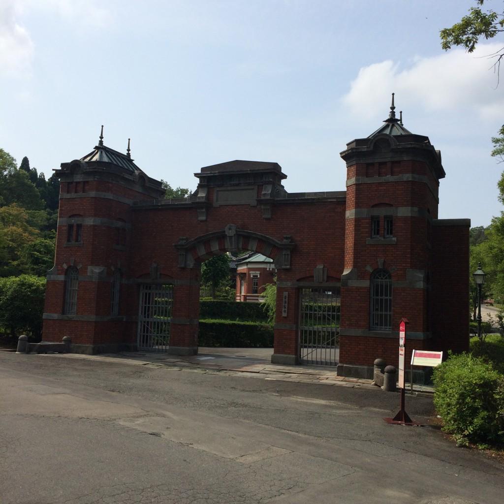 2012015年6月12日(金)明治村金澤監獄