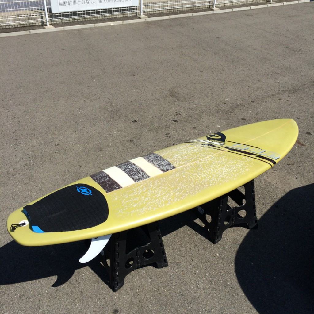 2015年8月23日(日)ドライブサーフボードsoul sk8