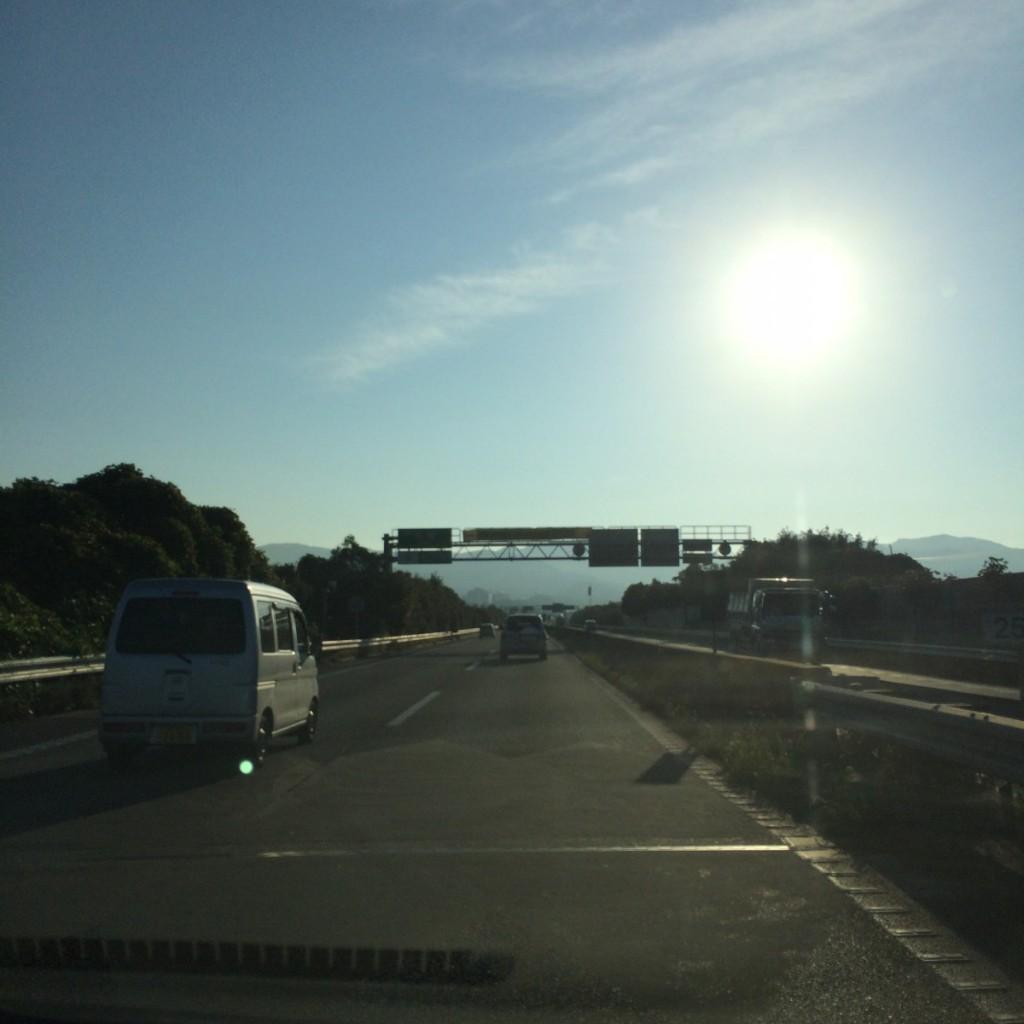 2015年9月22日(火)西名阪道