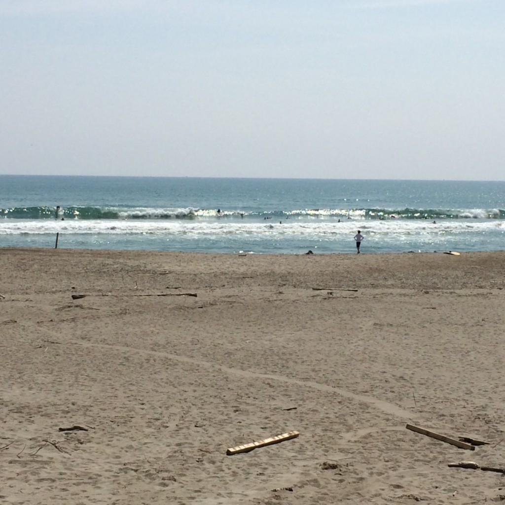 2015年9月22日(火)伊良湖ロコの波