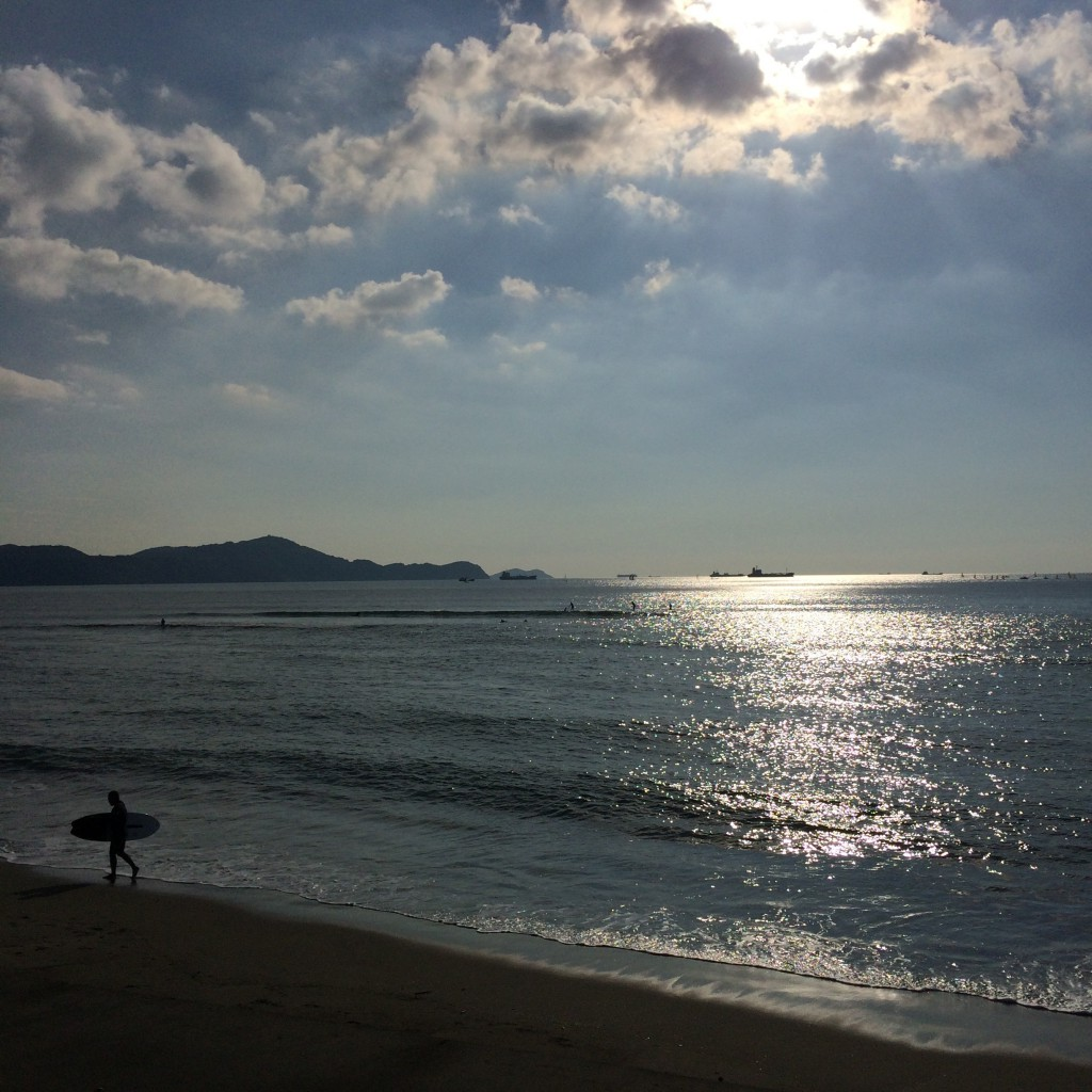 2015年9月27日(日)海南浜の宮ビーチ