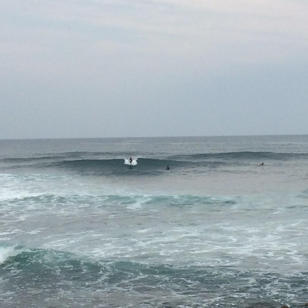 久しぶりに京丹後の八丁浜へサーフィンに行ってきました。【2015年10月11日(日】