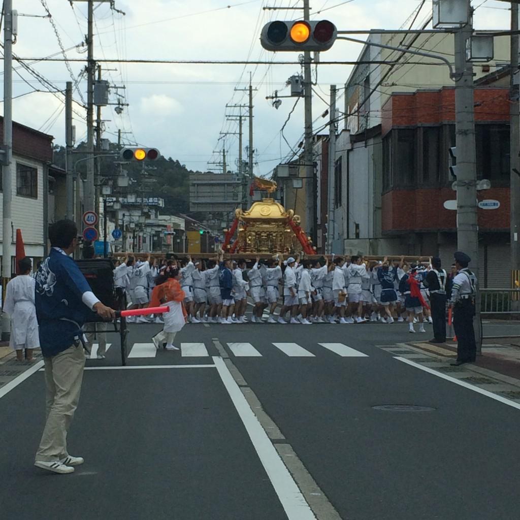 2015年10月11日(日)祭り