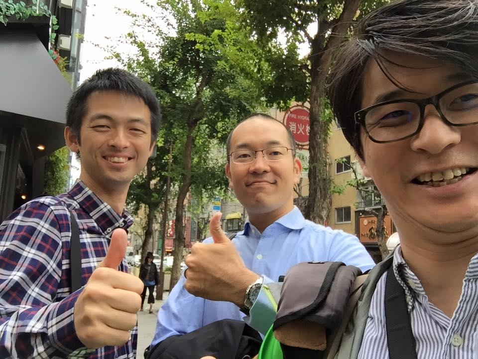 2015年11月7日(土)ものくろキャンプグループメンバー