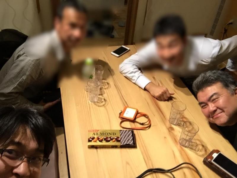 2015年11月27日(金)ブログレッスン風景