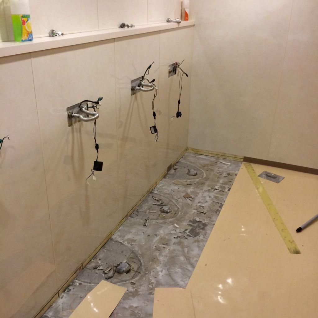 2015年12月7日(月)トイレ改修工事3