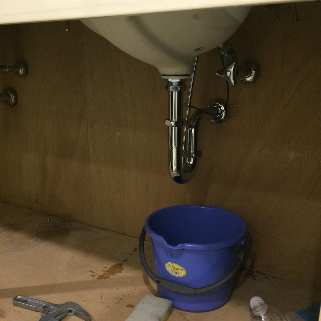 2015年12月7日(月)トイレ改修工事8