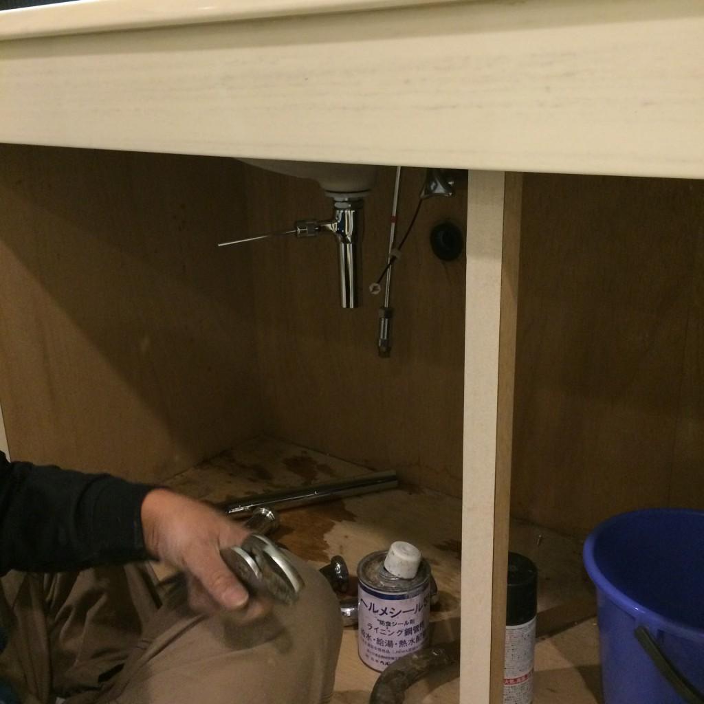 2015年12月7日(月)トイレ改修工事7